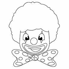 top 10 free printable clown coloring pages