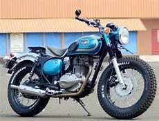 250 Modif Klasik by Cara Modifikasi Kawasaki Estrella 250 Makin Klasik