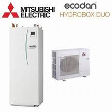pompe a chaleur air eau haute temperature mitsubishi chauffage climatisation pompe a chaleur air eau