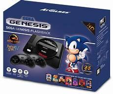 new sega genesis console sega genesis flashback console mini hd 720p hdmi 85