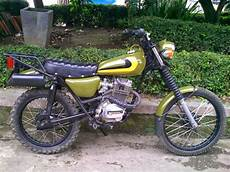 Modifikasi Motor Gl 100 by Modifikasi Gl Max Jadi Cb 100 Thecitycyclist