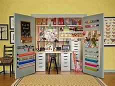 sewing and craft room organization creating a craft room
