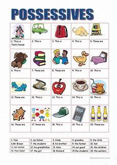possessives for beginners worksheet free esl printable worksheets made by teachers