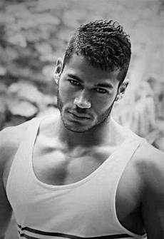 very black mens hairstyles short hair 2014 with trimmed sides for curly hair curly hair men