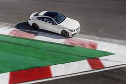 The 2017 Mercedes AMG C63 Coupe How Visually Distinctive