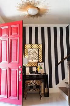 funky home decor recibidores a rayas 161 atr 233 vete a pintar o decorar con rayas