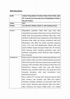 resume jurnal dita iswara academia edu