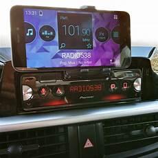 Sph 10bt Pioneer Smartphone Radio