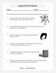 length word problems printable grade 3 math worksheet
