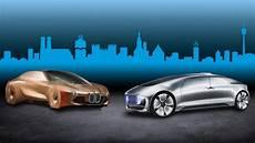 2024 Bmw Und Daimler Kooperieren Beim Autonomen Fahren