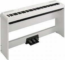 yamaha l85 keyboard stand white