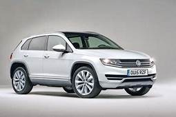 Chunky Look For New VW Tiguan 2015  Auto Express