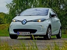 Renault Zoe Testbericht Auto Motor At