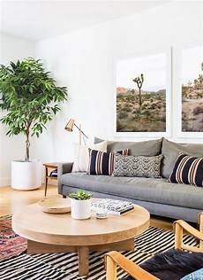 Living Room Boho Home Decor Ideas by Before And After A Bright And Airy L A Home With Major