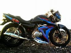 Modif Thunder 125 Minimalis by Kenzo Thunder 125 Modifikasi Minimalis