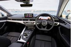 audi a5 interieur 2017 audi a5 s5 now on sale in australia from 69 900