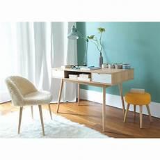 coiffeuse maison du monde avec chaise chaise de coiffeuse
