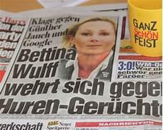 Bettina Wulff Wehrt Sich Gegen Huren Ger 252 Chte Weltkluges