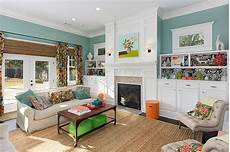 Wythe Blue Living Room wythe blue contemporary living room benjamin