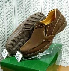 jual sepatu casual pria terbaru gats ori brown murah di lapak white antz shop whiteantz