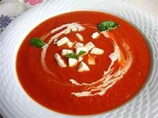 tomatensuppe aus frischen tomaten tomatensuppe rezept mit bild feinundlecker chefkoch de