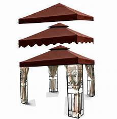 gazebo replacement cover new 10 x10 gazebo canopy top cover replacement outdoor