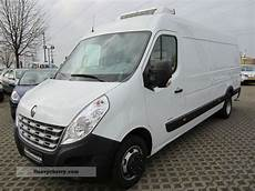 renault master dci 125 fap l4h2 refrigerated vehicle 2012