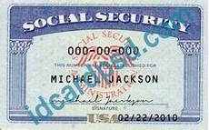 make a social security card template ssn template editable photoshop file psd driver license