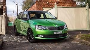 2017 Skoda Fabia 81TSI Review  CarAdvice