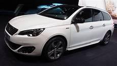 2015 Peugeot 308 Sw Estate Gt Line 1 2l Puretech 130 S S