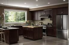 all rta 10x10 luxor espresso shaker kitchen cabinets
