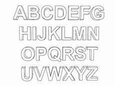 alphabet coloring page wecoloringpage