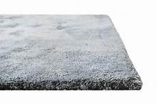 teppich blau grau homie living hochflor teppich 187 sienna 171 blau grau mit
