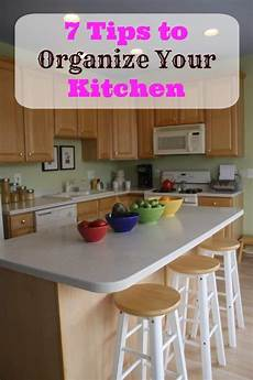 7 tips to organize your kitchen isavea2z com
