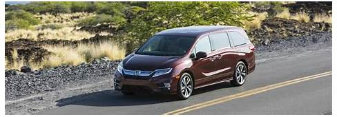 2019 Honda Odyssey Gas Button  Cars Review Release