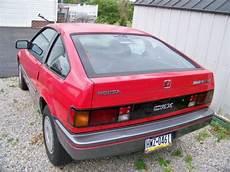 buy used 1986 honda crx dx two door hatchback 1500