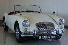 mg mga for sale at e r classic cars