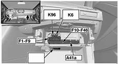 bmw 6 series e63 e64 2004 2010 fuse box diagram carknowledge