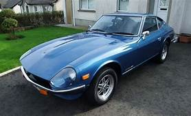 Datsun 260Z Stock Paint And Interior Colors US Canada