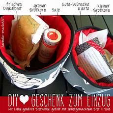 diy geschenk zum einzug handmade kultur