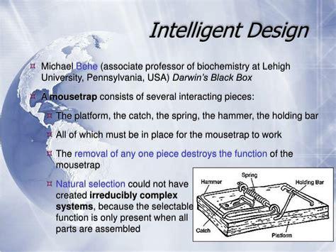 Intelligent Design Examples