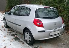 File Renault Clio Rear 20071227 Jpg