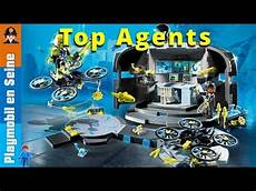 Playmobil Ausmalbilder Top Agents Playmobil Top Agents 4k