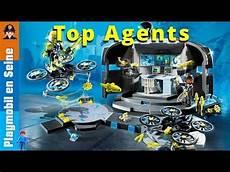 playmobil top agents 4k