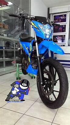 Satria Fu Modif Supermoto by Modifikasi Suzuki Satria Fu Supermoto Agoey S Weblog