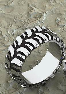 mud tire ring jewelry pinterest ring