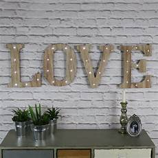 wooden led light up love sign melody maison 174