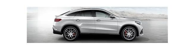 Mercedes GLE Coupe Colours Guide And Prices  Carwow