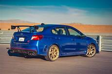 2018 Subaru Wrx Sti Type Ra More Performance For A Sport