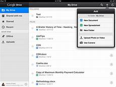 how to edit spreadsheets with google drive for iphone android